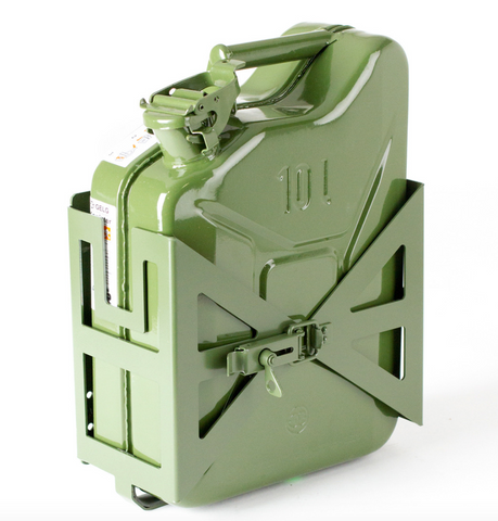 Ural Jerry Can with Holder- Green