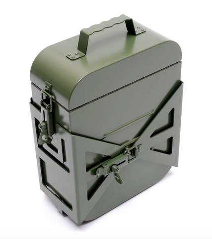 Ural Ammo Canister- Green