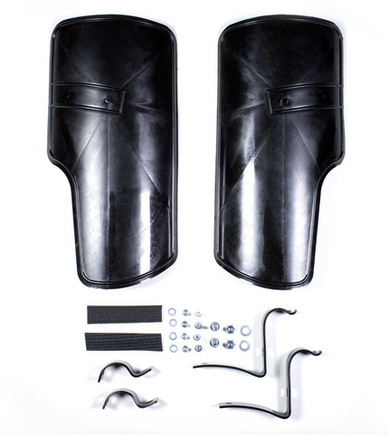 Ural Leg Mud Guard Set
