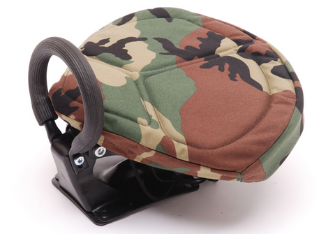 Ural Tractor Seat Cover Forest Camo
