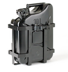 Ural Jerry Can with Holder- Black