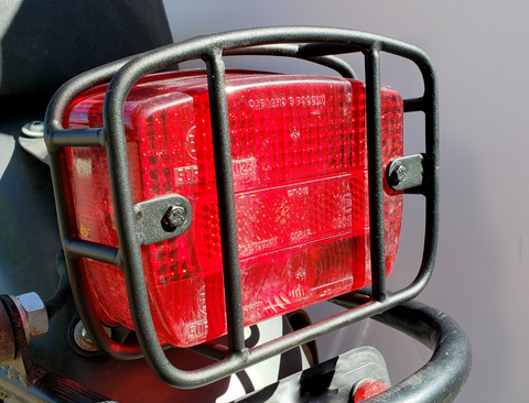 Ural Taillight Rock Guard