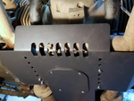 Ural Skid Plate Kit