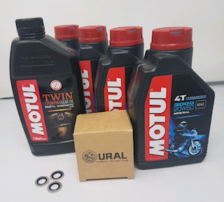 Oil Change Kit - 2014 & Newer - Spin On