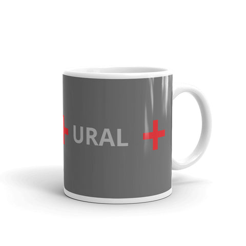 Ural Cross Mug