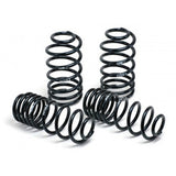 H&R 35 mm Spring Kit Golf V+Golf Plus+Jetta V 10/03>Typ 1K, 1KM, 2WD+4WD, bis/up to 1020 kg VA-Last/FA-weight