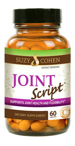 Joint Script with Curcumin