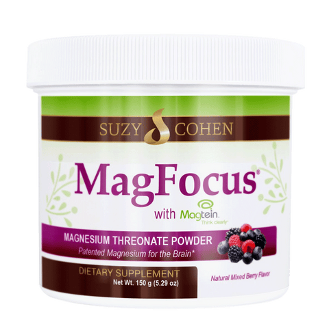 MagFocus Berry Flavor