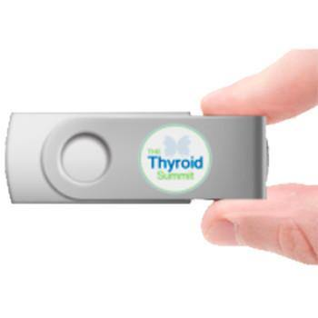 "Products - Flashdrive ""The Thyroid Summit"""