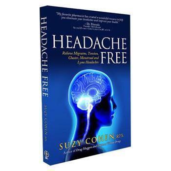 Products - Headache Free: Relieve Migraine, Tension, Cluster, Menstrual And Lyme Headaches