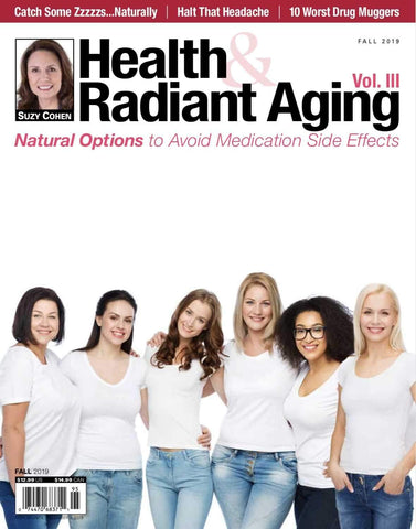 Products - Magazine - Health & Radiant Aging Vol. 3