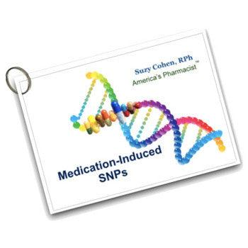 Products - The Pathways On A Keyring (Medication Induced SNPs)