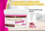 Supplement - Collagen Beauty Powder - 15 STICK PACKS