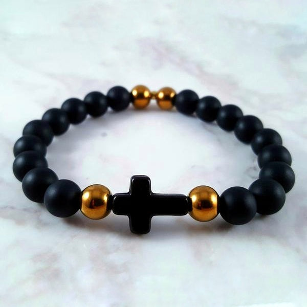 Gold Black (8mm) - Gemvius
