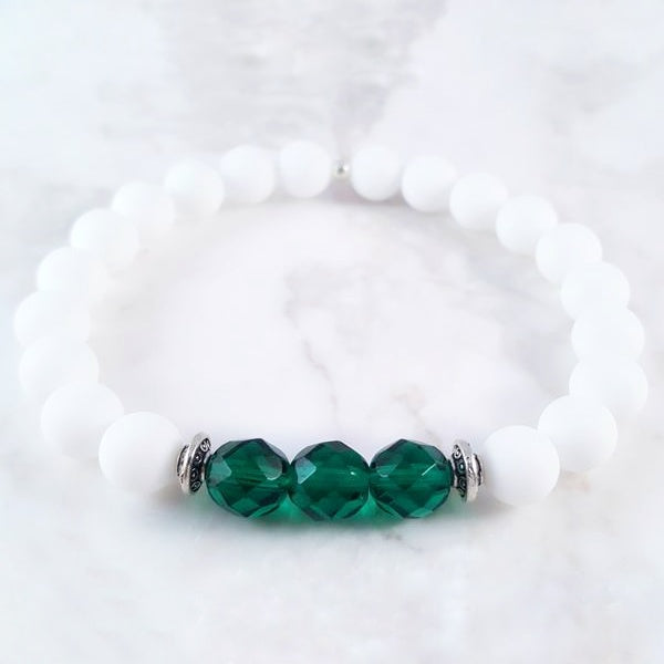 May Emerald (8mm) - Gemvius