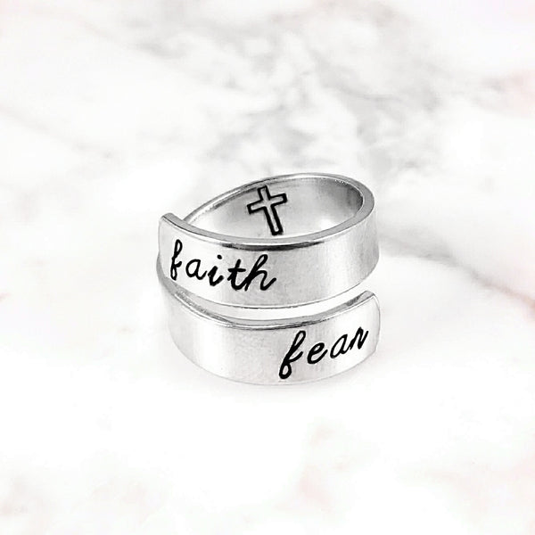 Faith Over Fear - Gemvius