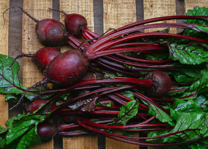 Bunched Fresh Beetroot