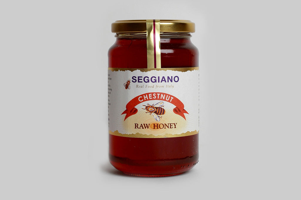 Seggiano Chestnut Raw Honey