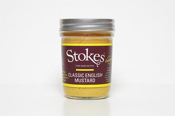 STOKES CLASSIC ENGLISH MUSTARD - Best British meat by Family-run butchers London | Eat better meat!