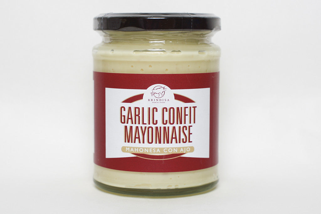 Garlic Confit Mayonnaise