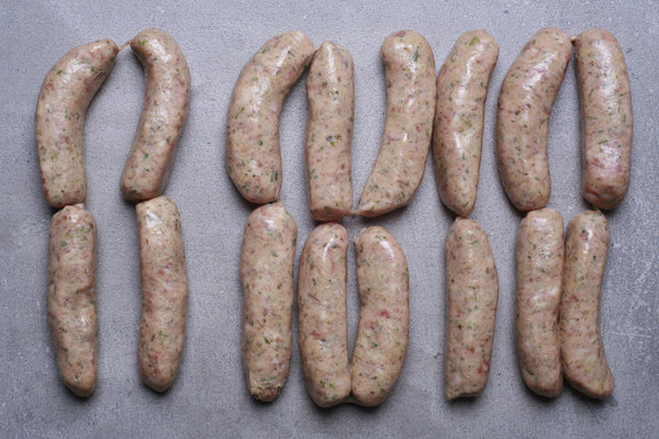 Pork and Sage Sausage