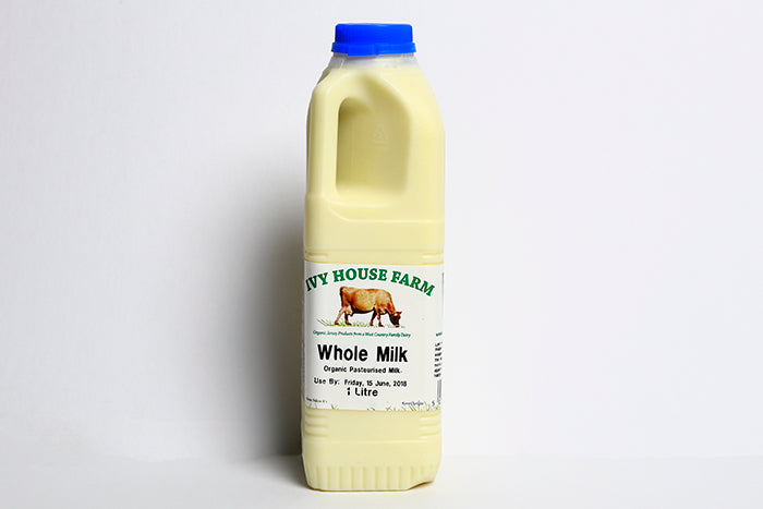 IVY HOUSE FARM WHOLE MILK