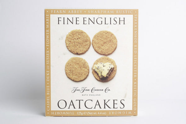 Fine English Oatcakes