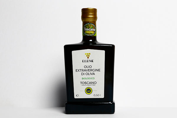 ELLEIVE ORGANIC TUSCAN EXTRA VIRGIN OLIVE OIL