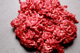 Jersey Ex-Dairy Beef Mince