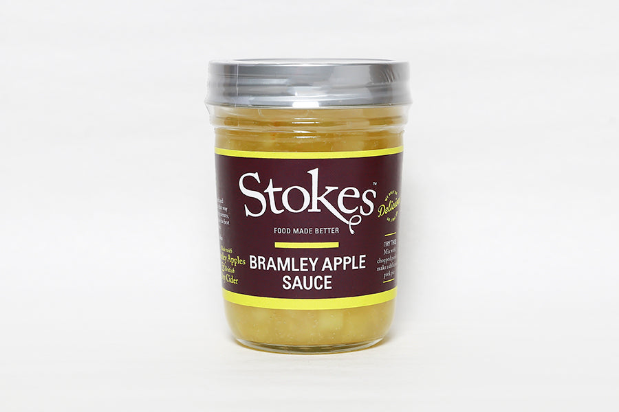 STOKES BRAMLEY APPLE SAUCE - Best British meat by Family-run butchers London | Eat better meat!