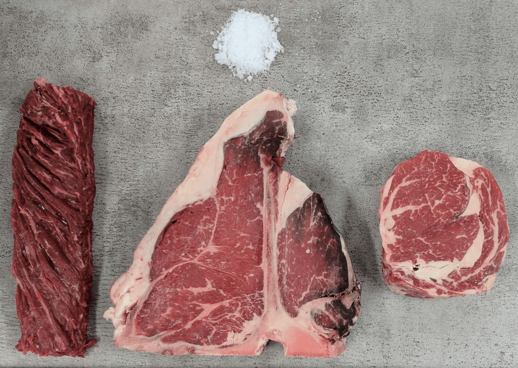 HG Walter Steak Selection BBQ Meat Pack - Best British meat by Family-run butchers London | Eat better meat!