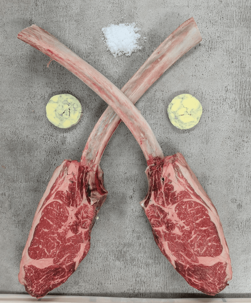 BBQlads: Tomahawk Twin Pack