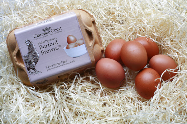 BURFORD BROWN EGGS - Best British meat by Family-run butchers London | Eat better meat!
