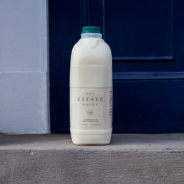 The Estate Dairy Semi-Skimmed Milk