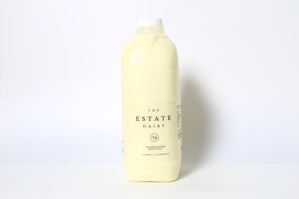 The Estate Dairy Whole Milk