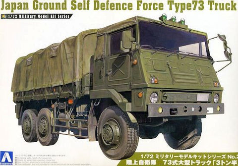 Japan Ground Self Defense Force Type 73 Truck