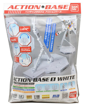 Action Base (White)