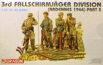3rd Fallschirmjager Division (Ardennes 1944) Part 2