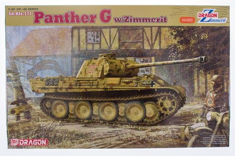 Panther G w/Zimmerit