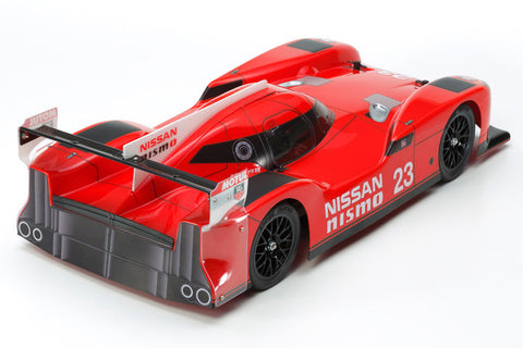 GT-R LM Nismo Launch (F103GT)