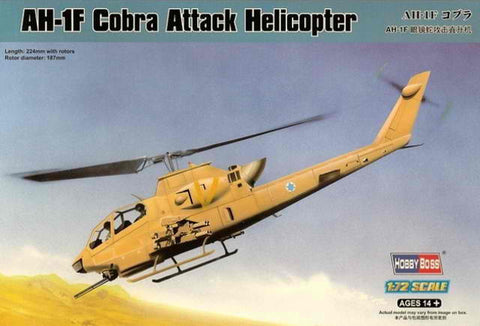Bell AH-1F Cobra Attack Helicopter