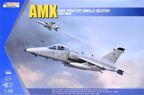 AMX Fighter Single-seater