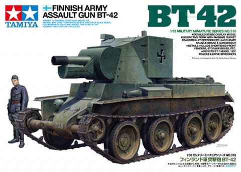 Finnish BT-42