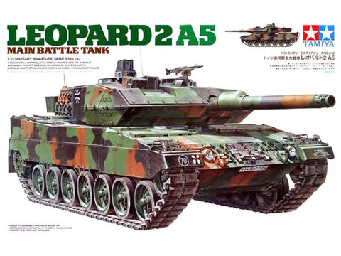 Leopard 2 A5 Main Battle Tank