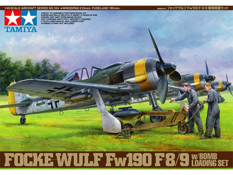 Fw190F-8/9 w/Bomb Loading Set
