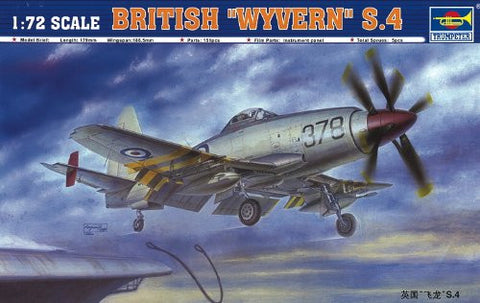 British Westland ''Wyvern'' S.4