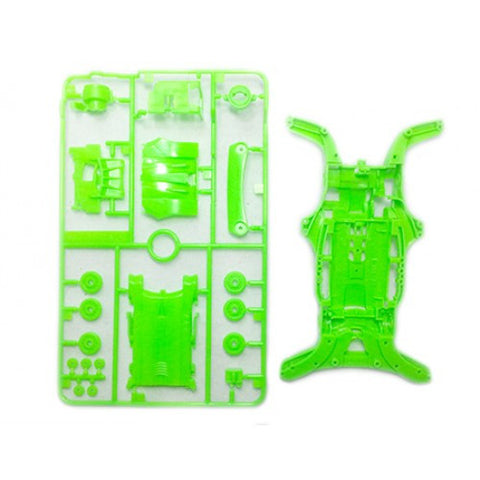 AR Fluorescent-Color Chassis Set (Green)