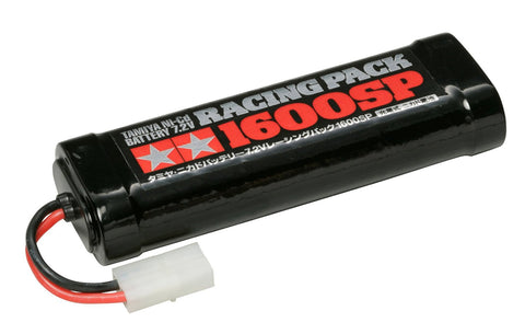 Racing Pack 1600SP Ni-Cd Battery 7.2V