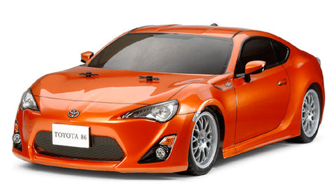 Toyota 86 TT 01 Type E Chassis