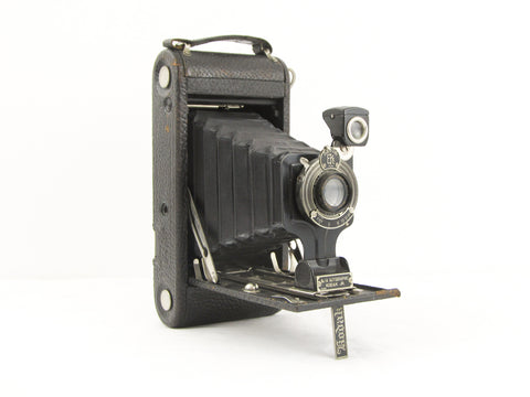 Canadian kodak no 1A autographic Kodak Jr vintage bellows camera
